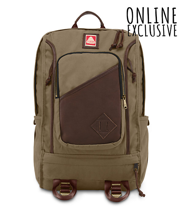 TIGER'S NEST BACKPACK