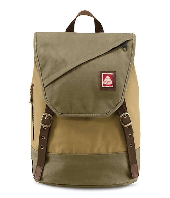 Ballard Tri-Color Backpack | Vintage Backpack | JanSport