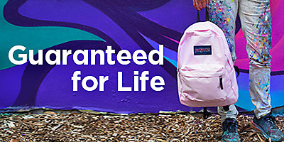 JanSport Lifetime Guarantee