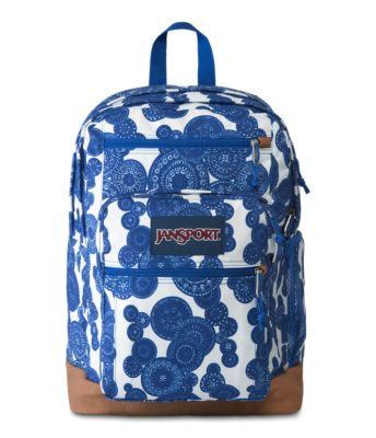 JanSport Cool Student Backpacks - Lace Bubbles
