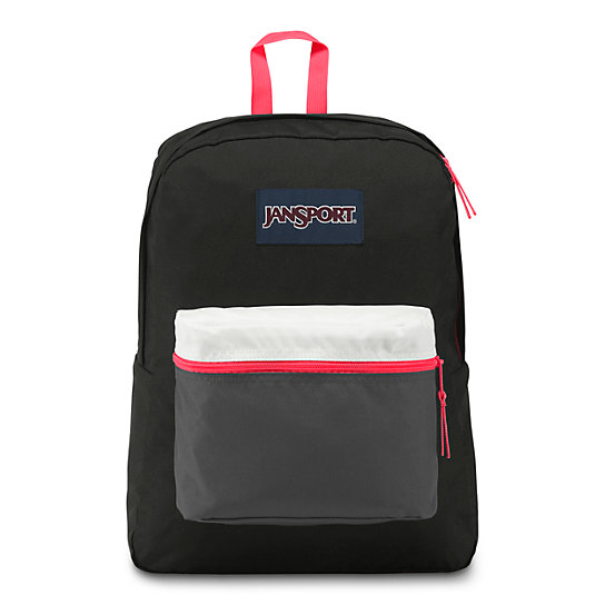 EXPOSED BACKPACK