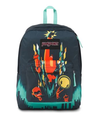 Incredibles High Stakes Backpack by Jan Sport