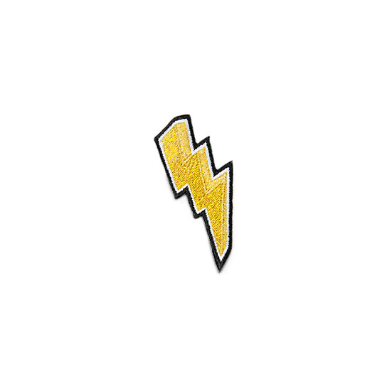 BOLT LIGHTNING PATCH