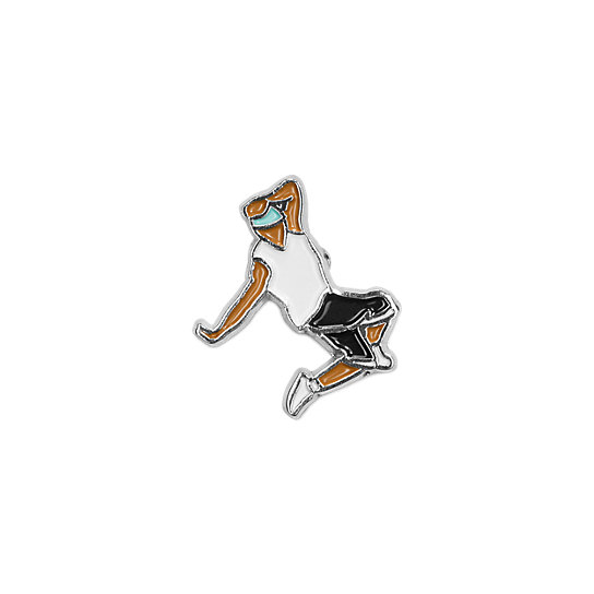 FREE STYLE DANCE PIN