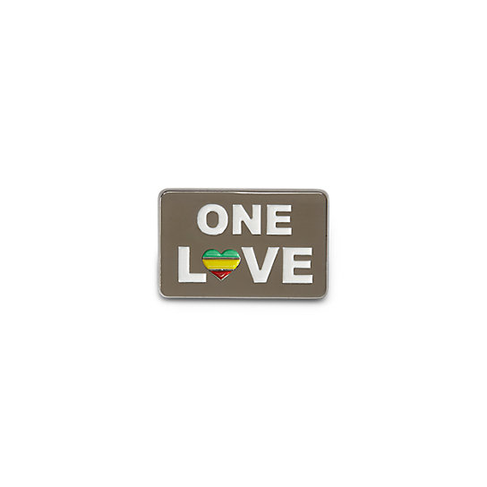 ONE LOVE PIN