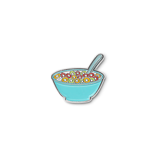 LOOPS CEREAL PIN