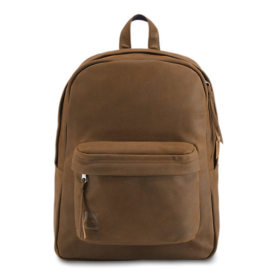 SUPERBREAK LEATHER BACKPACK