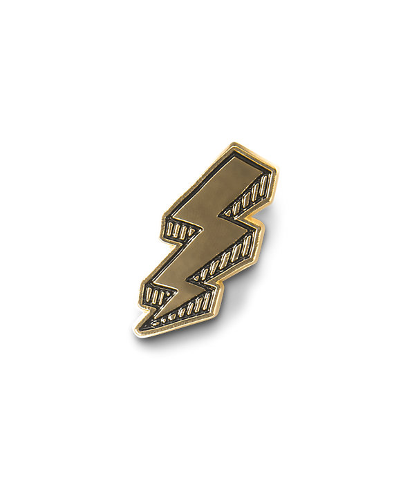 LIGHTNING BOLT PIN