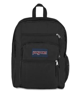 JanSport Big Student Backpacks - Black