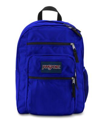 JanSport Big Student Backpacks - Regal Blue