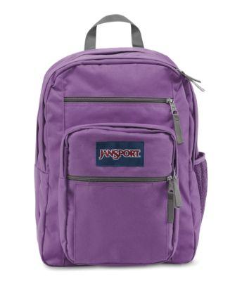 JanSport Big Student Backpacks - Vivid Lilac Purple