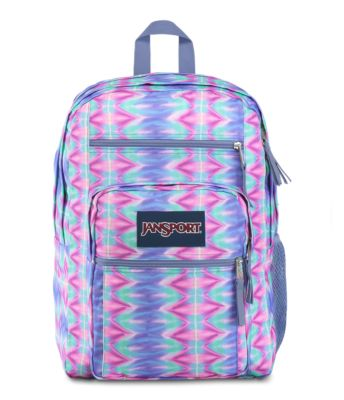 JanSport Big Student Backpacks - Horizon Tie Dye