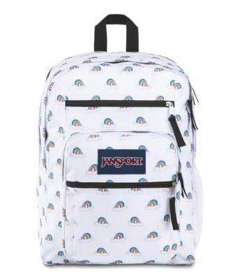 JanSport Big Student Backpacks - Rainbows