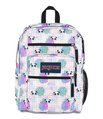 JanSport Big Student Backpacks - Hide And Seek Panda