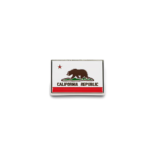 CALI BEAR PIN