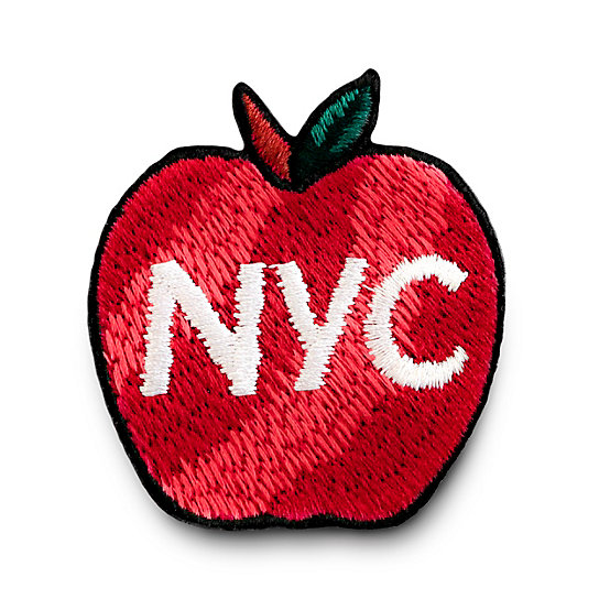 NYC APPLE PATCH