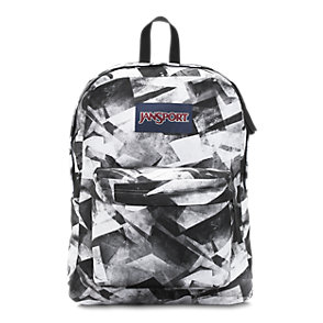 Black And White Jansport Backpack | Click Backpacks