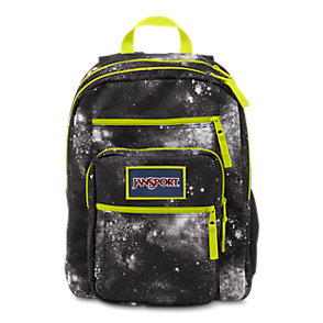 Big Student Overexposed Backpack in Black Galaxy | JanSport
