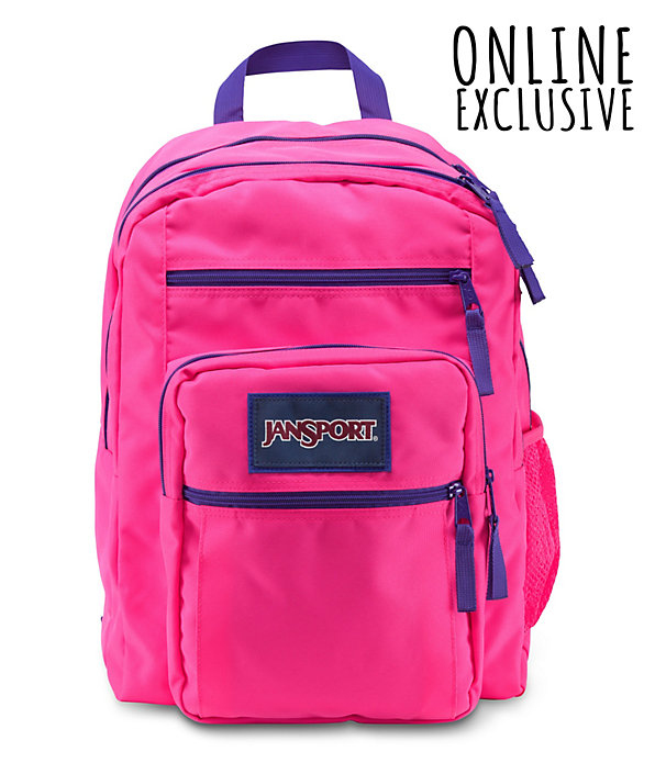 BIG STUDENT OVEREXPOSED BACKPACK | Shop At JanSport