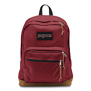 Right Pack in Viking Red | Bag of the Day