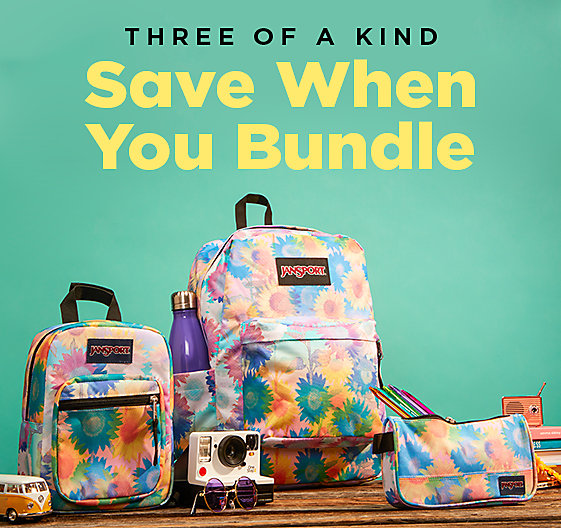 THREE OF A KIND Save When You Bundle