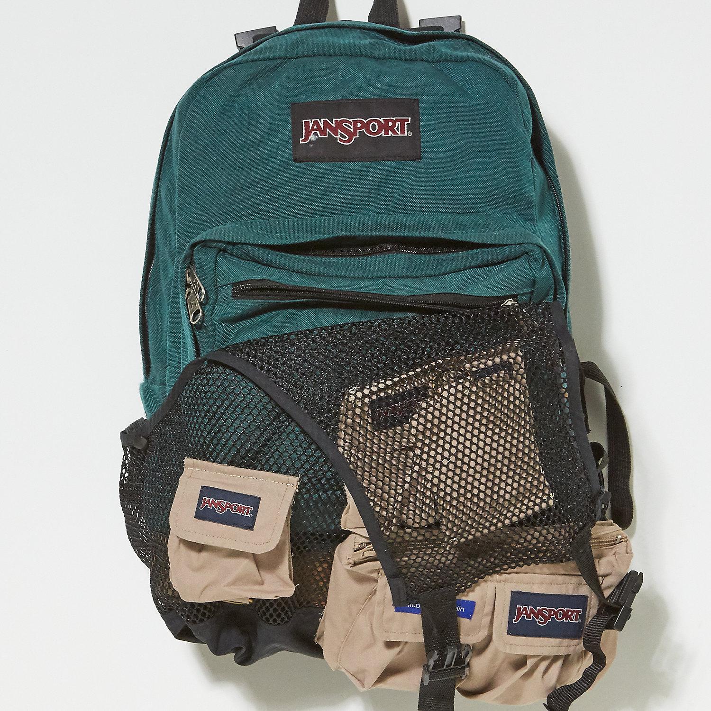 Multi Pack + Camp Seat