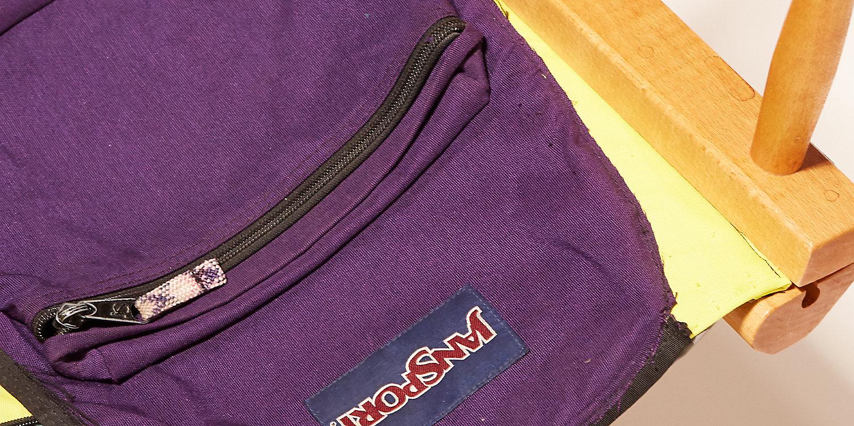 A couple of Jansport Backpacks